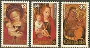 CANADA 1978 MNH Stamp(s) Christmas 708-710 #5694 - 1952-.... Règne D'Elizabeth II