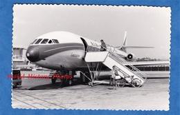 Photo Ancienne - AJACCIO ? - Aéroport / Airport - Avion AIR FRANCE Lorraine - 1967 - Voyage En Corse - Aviation