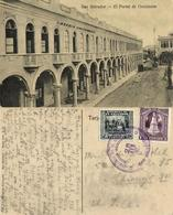 El Salvador, SAN SALVADOR, El Portal De Occidente, Libreria Universal (1927) - El Salvador