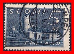 FINLANDIA (EUROPA) SELLO - Oficiales