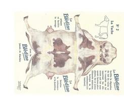 Carton Publicitaire à Découper - Blédine (3) - Publicité