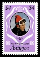 1981 Antigua - Antigua & Barbuda (...-1981)