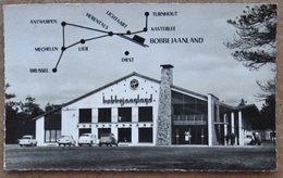 (K195) - Bobbejaanland - Steenweg Op Olen - Lichtaart - Café-restaurant-Show - Kasterlee