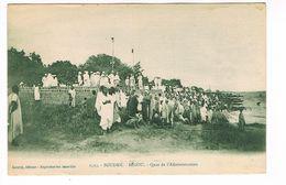 CPA.Soudan.Ségou. Quai De L'administration. (F.193) - Soudan