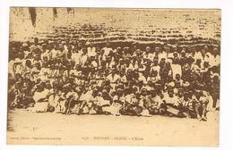 CPA.Soudan.Ségou. L'Ecole.      (F.199) - Soudan