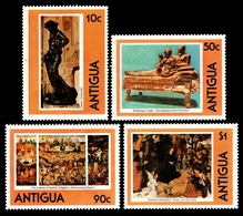 1980 Antigua (4) - Antigua & Barbuda (...-1981)
