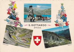 SUISSE,HELVETIA,TESSIN,SAN GOTTARDO,saint Gothard ,prés Andermatt - TI Tessin