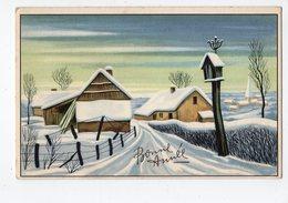 1167 - BONNE ANNEE - New Year