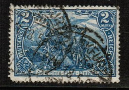 GERMANY  Scott # 93 VF USED (Stamp Scan # 471) - Germany