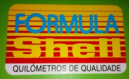 Calendrier De Poche Shell 1988 - Calendars