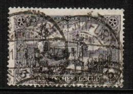GERMANY  Scott # 94 F-VF USED (Stamp Scan # 471) - Germany