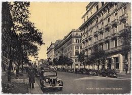 ROMA - VIA VITTORIO VENETO, Unused Postcard [23080] - Roma (Rome)