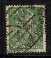 GERMANY  Scott # 146 VF USED (Stamp Scan # 471) - Germany