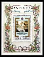 "1980 Antigua ""Mini Sheet"" - Antigua & Barbuda (...-1981)"