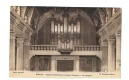 Macon - Eglise Cathédrale De Saint Vincent - Les Orgues - 195 - Macon