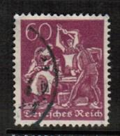 GERMANY  Scott # 168 VF USED (Stamp Scan # 471) - Germany