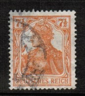 GERMANY  Scott # 98 VF USED (Stamp Scan # 471) - Germany
