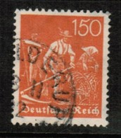 GERMANY  Scott # 175 VF USED (Stamp Scan # 471) - Germany