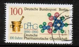 GERMANY---Berlin  Scott # 9N 591 VF USED (Stamp Scan # 471) - Berlin (West)