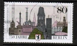 GERMANY---Berlin  Scott # 9N 536 VF USED (Stamp Scan # 471) - Berlin (West)