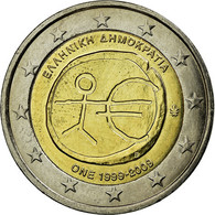 Grèce, 2 Euro, 10 Years Euro, 2009, SUP, Bi-Metallic, KM:227 - Grèce