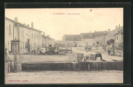 CPA St Clement, Vue Interieure - France