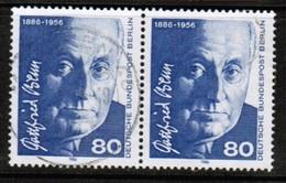 GERMANY---Berlin  Scott # 9N 511 VF USED PAIR (Stamp Scan # 471) - Berlin (West)