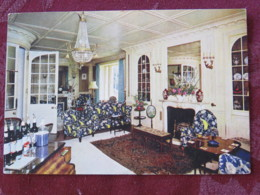 "Great Britain 1969 Postcard "" Peacock Vane, Bonchurch "" Ventnor Isle Of Wight (beach Slogan) To England - Machin Stamp 4 - Royaume-Uni"