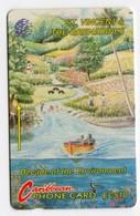 SAINT VINCENT Et GRENADINES REF MVCARDS STV-11A CABLE & WIRELESS 10$  11CSVA RIVER - St. Vincent & Die Grenadinen