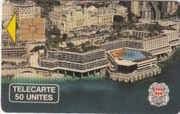 MONACO - Palais Des Congres, Tirage 20000, 11/90, Used - Monaco