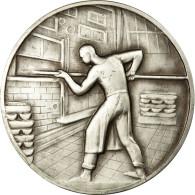 France, Médaille, Syndicat Général De La Boulangerie Française - France