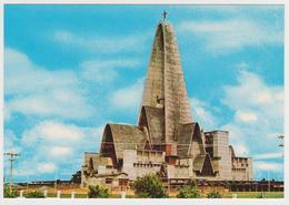 1483/ HIGUEY, Dominican Republic. Church Basilica Ntra. Señora (Our Lady) De La Altagracia (1974).- Non écrite. Unused. - República Dominicana