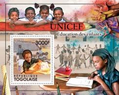Togo  2011  UNICEF Education For Children - Togo (1960-...)