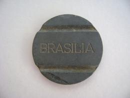 Brazil - Telephone Token Companhia Telefonica De BRASILIA - Monétaires / De Nécessité