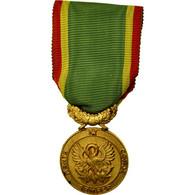 France, Société D'encouragement Au Dévouement, Médaille, Excellent Quality - Militaria