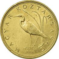 Monnaie, Hongrie, 5 Forint, 2006, Budapest, TTB, Nickel-brass, KM:694 - Hongrie