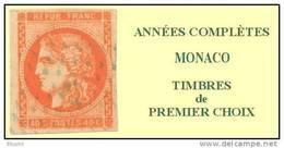 Monaco, Année Complète 1996, N° 2026 à N° 2085** Y Et T - Monaco