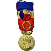 France, Médaille D'honneur Du Travail, Médaille, 1968, Excellent Quality - Militaria