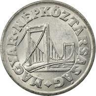 Monnaie, Hongrie, 50 Fillér, 1982, Budapest, TTB, Aluminium, KM:574 - Hongrie