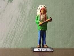 Old Small Figure * Perhaps Portuguese * Indio Nº15 - Figurines