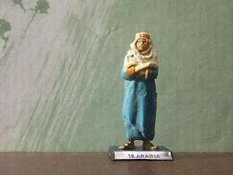 Old Small Figure * Perhaps Portuguese * Arabia Nº18 - Figurines