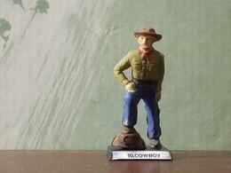 Old Small Figure * Perhaps Portuguese * Cowboy Nº10 - Figurines