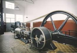 MUSEE AGRIVAP--micro Centrale électrique PIGUET----voir 2 Scans - Musées