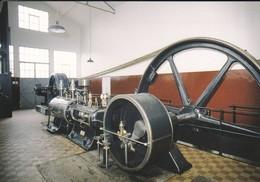 MUSEE AGRIVAP--micro Centrale électrique PIGUET----voir 2 Scans - Industrie