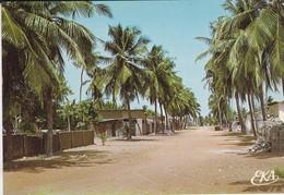 """TOGO---ANEBO   """" La Venise Togolaise """"---voir 2 Scans - Togo"""