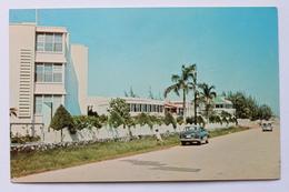 FORT GEORGE HOTEL, BELIZE CITY, BRITISH HONDURAS, C.A., Ca 1960s - Belize