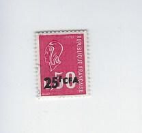 Département De La Réunion Surchargé CFA. Marianne De Béquet. Y & T N°393 Oblitéré Année 1971 - Sonstige