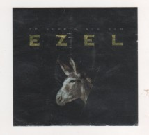 BIERE EZEL ( ANE ) - BRASSERIE BAVIK A BAVIKHOVE BELGIQUE - VOIR LE SCANNER - Bière
