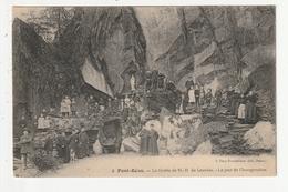 PONT REAN - LA GROTTE DE N.D. DE LOURDES - LE JOUR DE L'INAUGURATION - 35 - Autres Communes