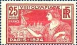 USED France - Olympic Games - Paris, France - 1924 - France